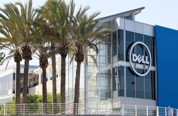 Dell stara się wyjaśnić sprawę /AFP