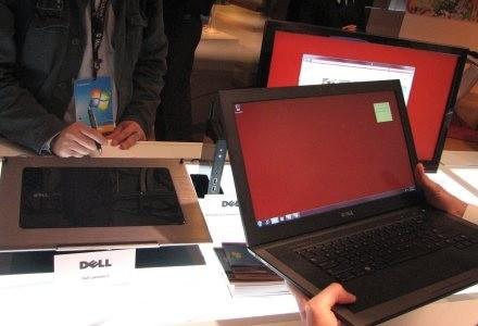 Dell Z - pierwszy notebook ładowany bezprzewodowo /INTERIA.PL