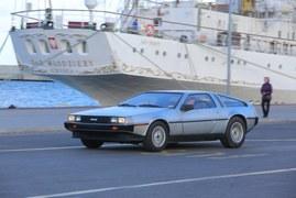 DeLorean DMC-12 (1981-1982)