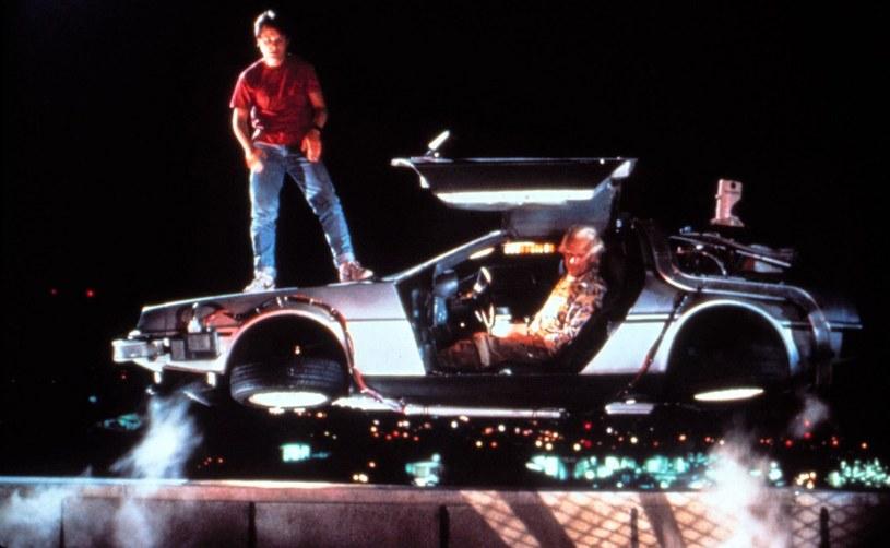 DeLorean nie należy do najtańszych. Ten, który jest jednocześnie wehikułem czasu to dopiero wydatek! /East News
