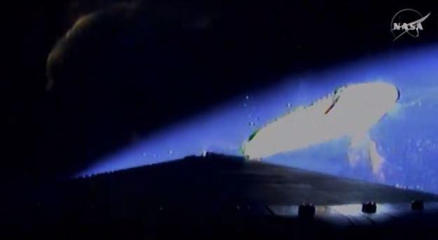 Delta IV i Orion na orbicie - wszystko działa bez zarzutu /NASA