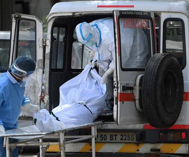 Delta Plus - nowy wariant koronawirusa z Indii budzi niepokój