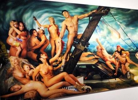 """""""Deluge"""" - fragment pracy Davida LaChapelle /AFP"""