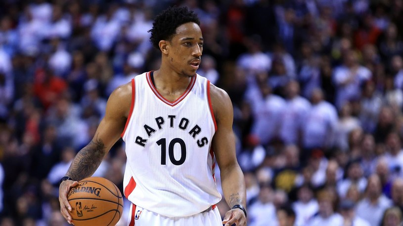 DeMar DeRozan /Getty Images