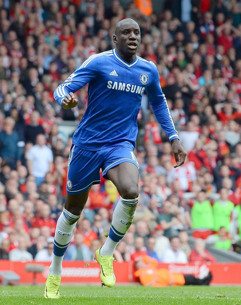 Demba Ba nie był ulubieńcem Jose Mourinha w Chelsea /AFP