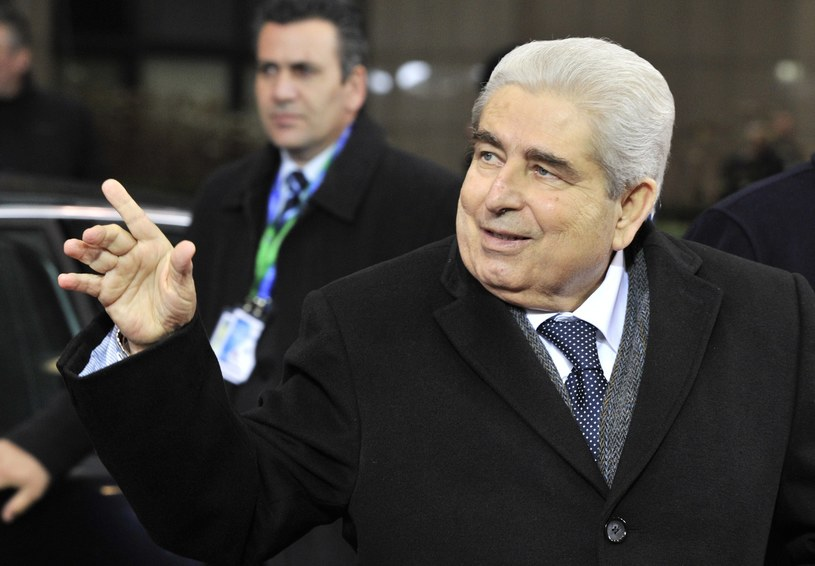 Demetris Christofias /GEORGES GOBET/AFP /East News