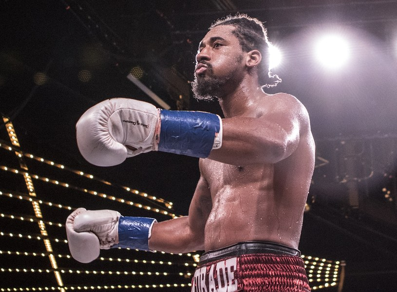 Demetrius Andrade /Getty Images