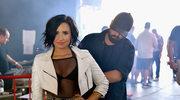 Demi Lovato: Pozowanie nago było ciężkie