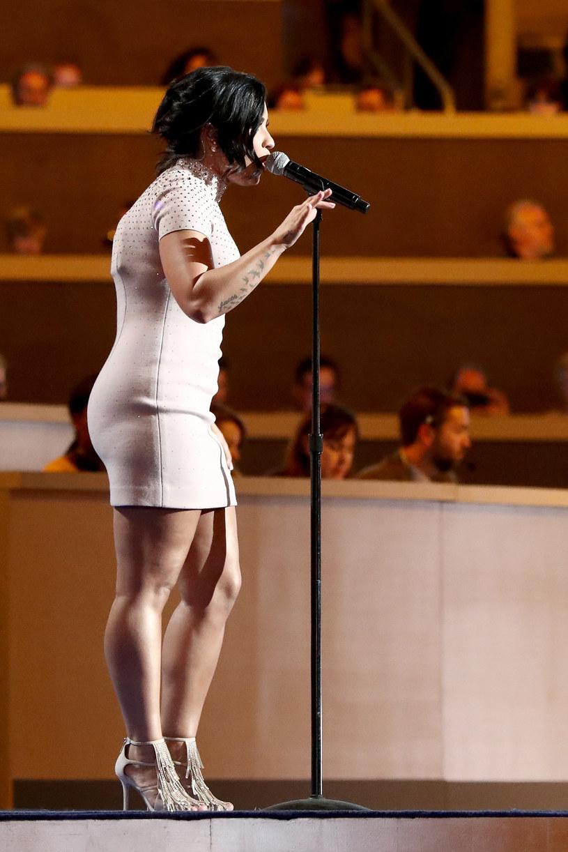 Demi Lovato /Getty Images
