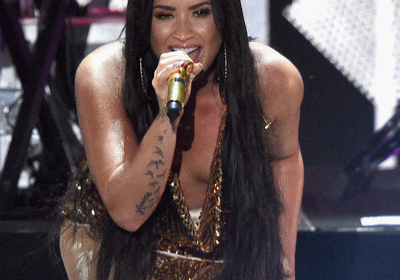 Demi Lovato /Kevork Djansezian /Getty Images