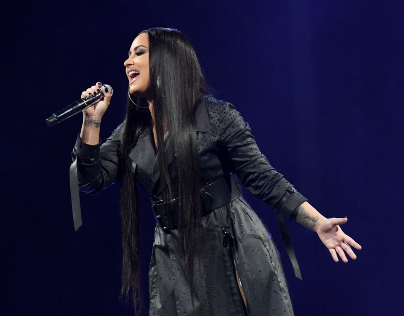 Demi Lovato /Kevin Winter /Getty Images