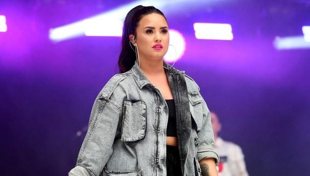 Demi Lovato /Isabel Infantes /PAP/EPA
