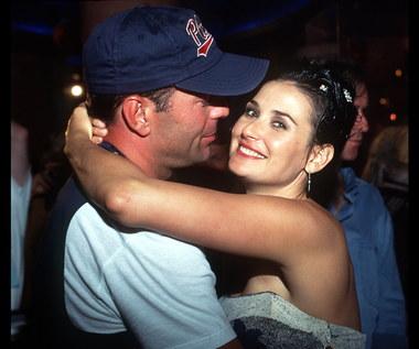 Demi Moore chwali żonę... swojego byłego męża