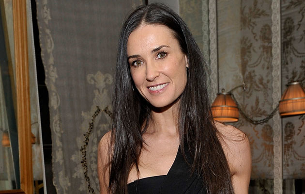 Demi Moore, fot. Charley Gallay   /Getty Images/Flash Press Media