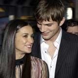 Demi Moore i Ashton Kutcher /Archiwum