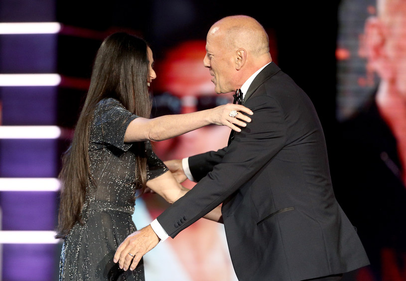 Demi Moore i Bruce Willis / Frederick M. Brown /Getty Images