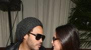 Demi Moore, Lenny Kravitz