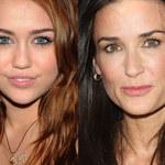 Demi Moore mamą Miley Cyrus
