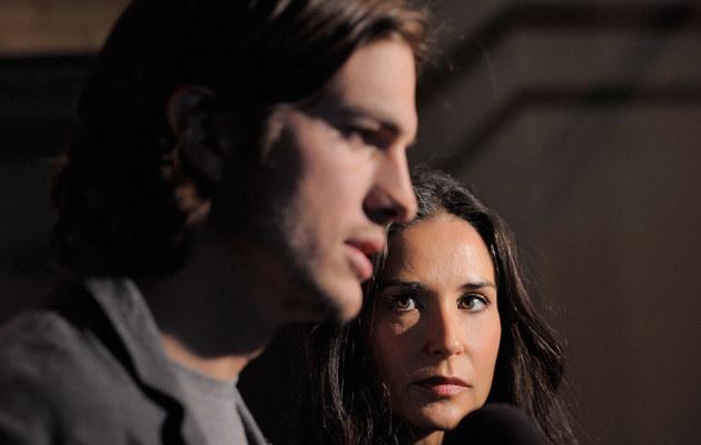 Demi Moore wybaczyła Ashtonowi Kutcherowi /Jemal Countess /Getty Images