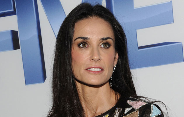 Demi Moore /Jason Kempin /Getty Images