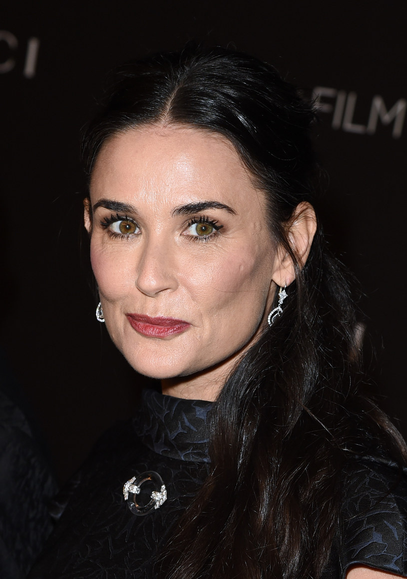 Demi Moore /Jason Merritt /Getty Images