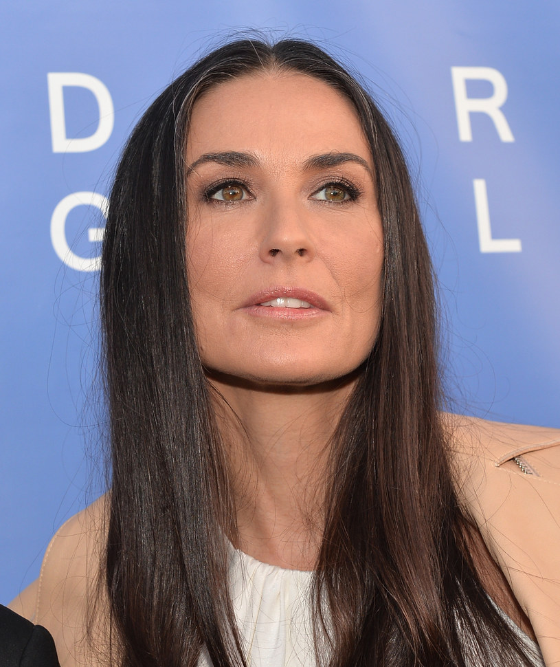 Demi Moore /Alberto E. Rodriguez /Getty Images