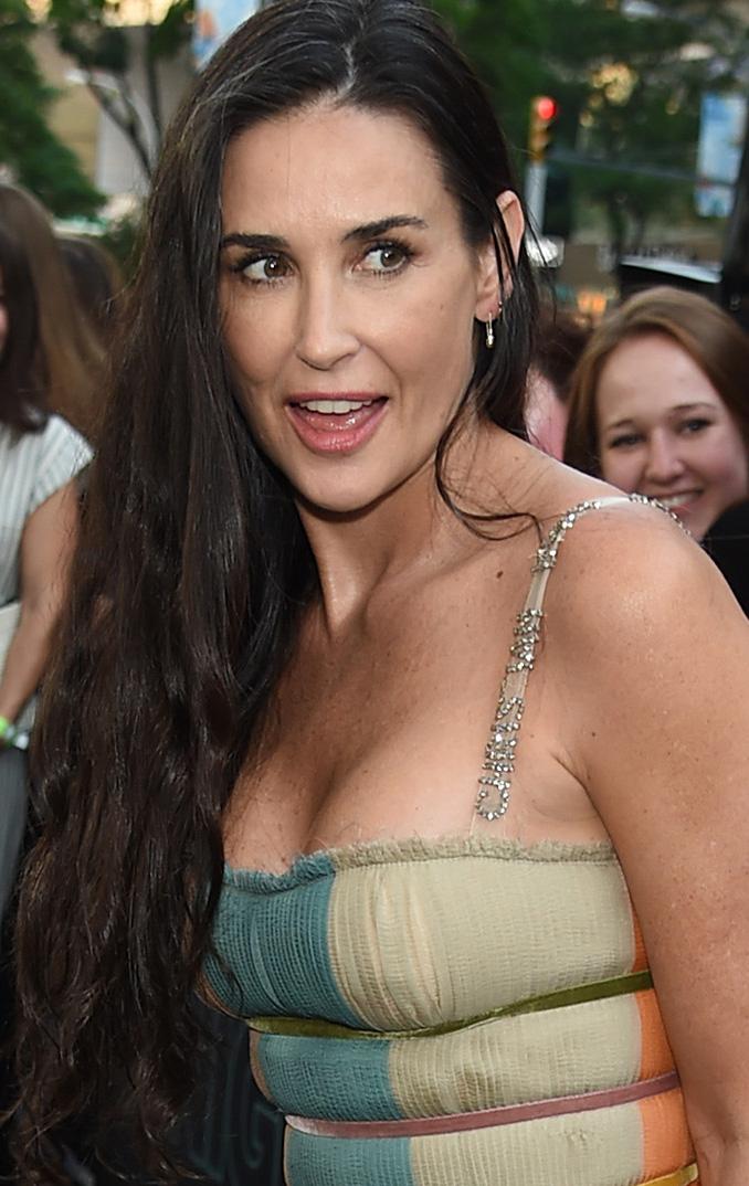 Demi Moore /Jamie McCarthy /Getty Images