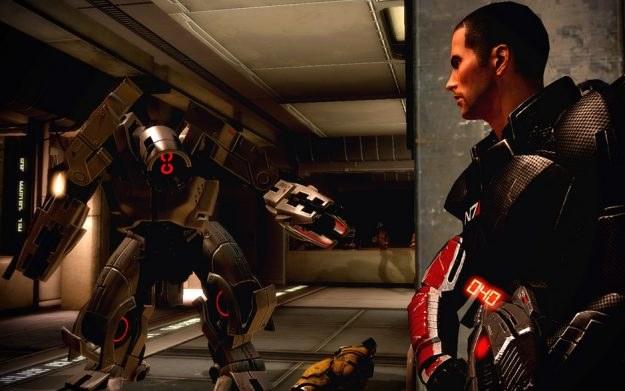 Demo Mass Effect 2 pojawi się na PSN - lepiej późno niż wcale /Informacja prasowa