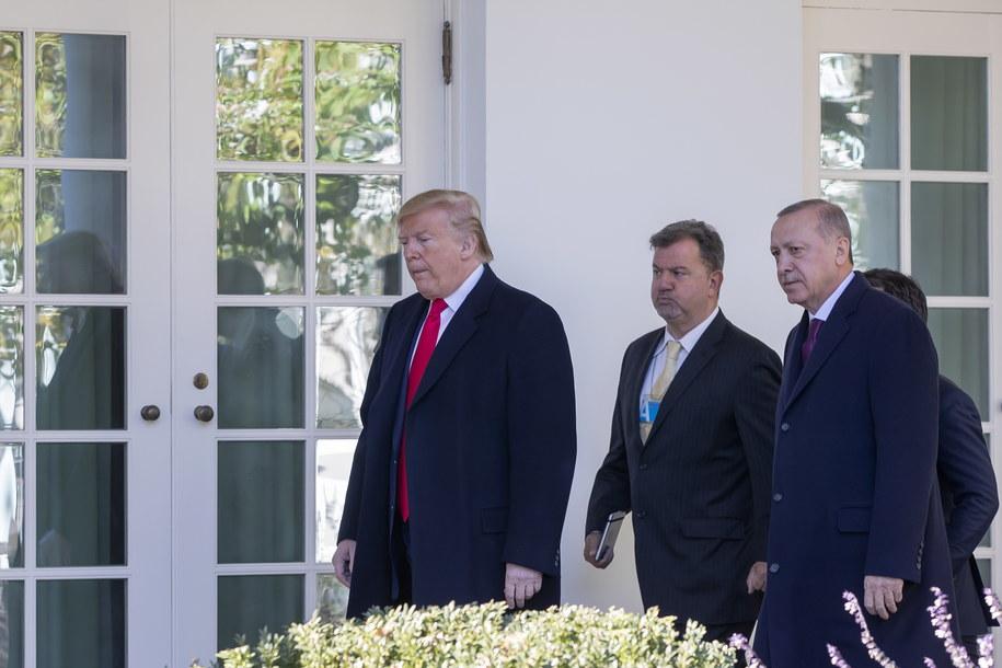 Demokraci chcą impeachmentu Donalda Trumpa /ERIK S. LESSER /PAP/EPA