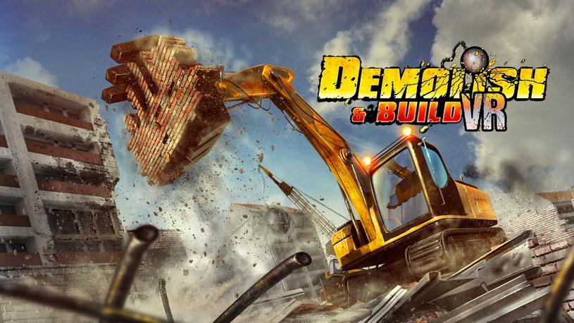 Demolish & Build VR /materiały prasowe
