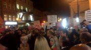 """Demonstracja """"Murem za Żukiem"""""""