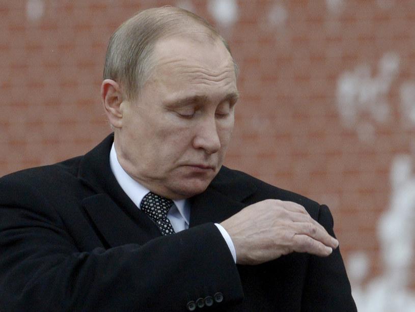 Demonstracja odbyła się przed administracją Władimira Putina /AFP
