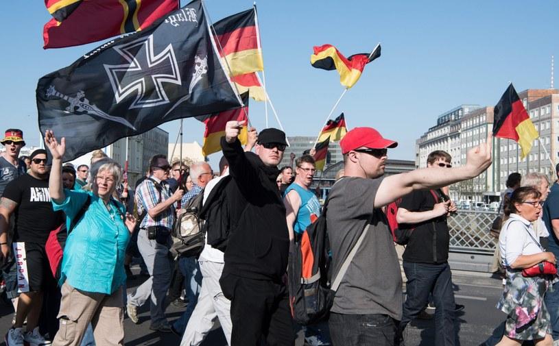 Demonstracja w Berlinie /PAP/EPA
