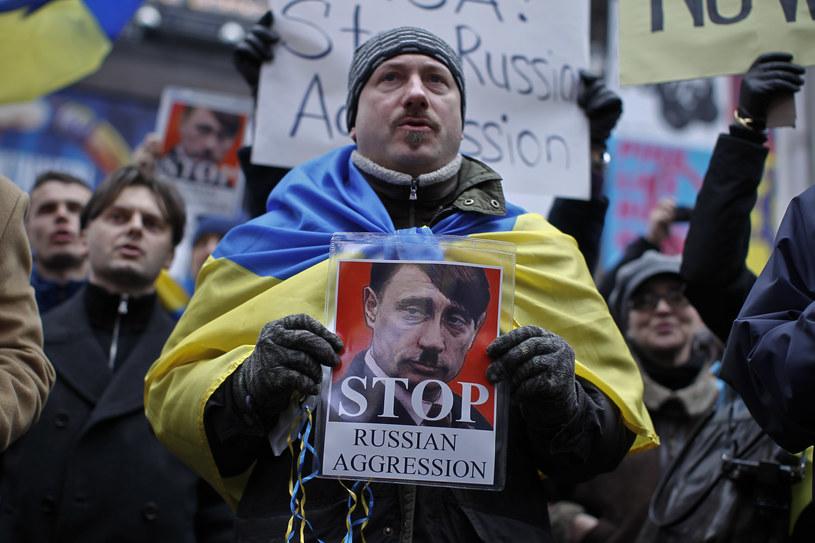 Demonstracja w Nowym Jorku /AFP