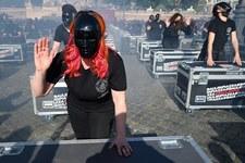 Demonstracja w Rzymie. Branża rozrywkowa chce rekompensat