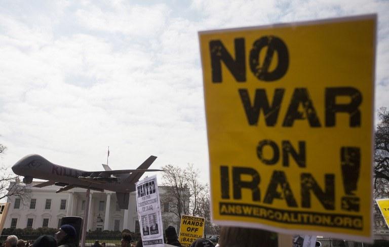 Demonstracja w Waszyngtonie /Andrew Caballero-Reynolds / AFP /AFP
