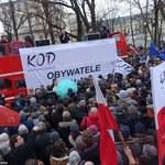 Demonstracje KOD przejdą ulicami w 19 miastach