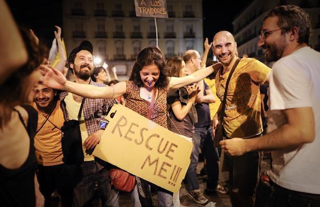 Demonstracje odbyły się bez zamieszek i incydentów /AFP