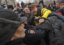 """Demonstracje w Rosji. """"Marsze matczynego gniewu"""""""