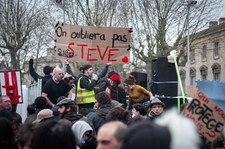 Demonstracje we Francji. Doszło do starć z policją