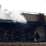Demonstranci opuścili okolice ambasady USA w Bagdadzie