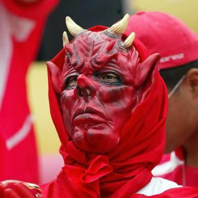 Demony to wytwór naszej wyobaźni? /AFP