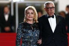 Deneuve w Cannes jako królowa kasyna