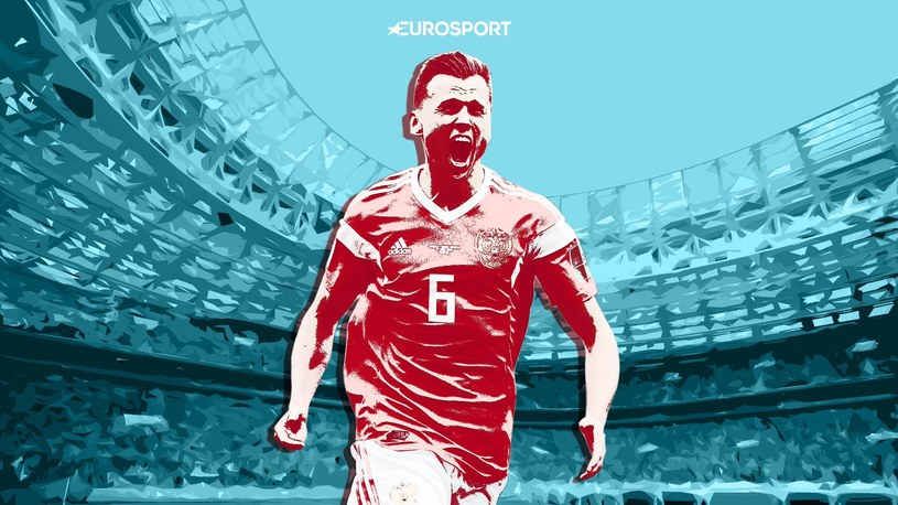 Denis Cheryshev, Russia /Eurosport