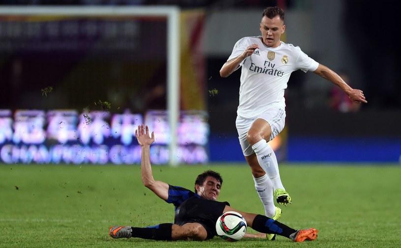 Denis Czeryszew w meczu z Cadiz zdobył nawet bramkę /AFP