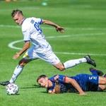 Denis Gojko jednym z najszybszych piłkarzy świata