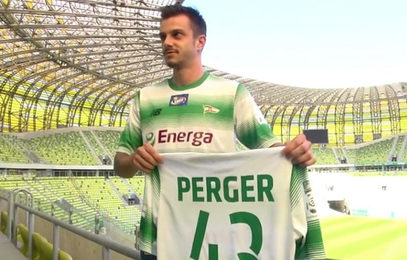Denis Perger /www.lechia.pl