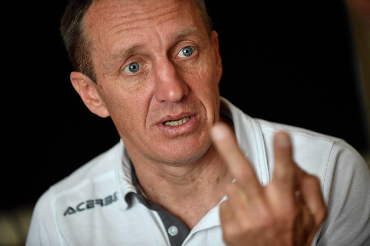 Denis Urubko dla RMF FM: Mam plany na następnych 20 lat!