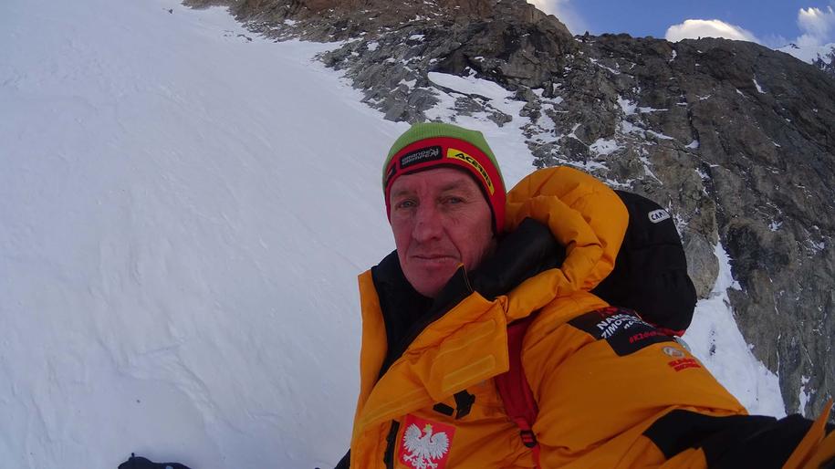 Denis Urubko /Polski Himalaizm Zimowy 2016-2020 im. Artura Hajzera /Facebook