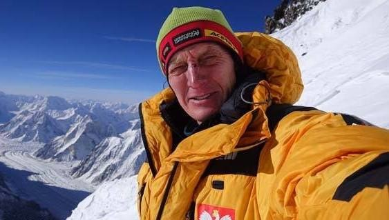 Denis Urubko /FB/Polski Himalaizm Zimowy 2016-2020 im. Artura Hajzera /Facebook